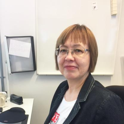 Svetlana Olausson